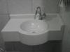 Pia para Banheiro em Fibra de Vidro