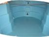 Revestimento tanques e piscinas em fibra de vidro